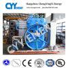 Compresor de aire sin aceite del pistón de la refrigeración por agua de la lubricación Zr75