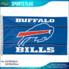 Imprimé de Polyester Buffalo Bills Logo de l'équipe de football américain NFL 3'x5' Flag