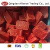 Purée rouge congelée de bonne qualité de /poivron