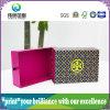 Cosmética caja de papel de embalaje con la impresión offset