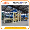 Máquina de fabricação automática de blocos de concreto, equipamento de produção de tijolos