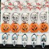 Qualität LED Halloween Blinky Pins mit Logo Print (3161)