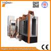 Cabina de la capa del polvo del sistema de la recuperación del polvo del Multi-Ciclón del cambio del color rápido