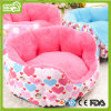 Dog와 Cat를 위한 사랑스러운 Canvas Fabric Pet Bed