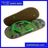 靴の中敷の刻まれたロゴの人のエヴァの履物のスリッパ