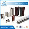 Profils en aluminium d'extrusion pour Windows et des bâtis de portes