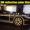 Etiquetas engomadas reflexivas de la cinta de los 3m