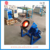 30kg Copper, Steel, Aluminum Induction Melting Furnace
