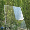 neemt vingerafdrukken Semi-Transparent Glas van 3mm, van Vrij Glas met Goede Kwaliteit