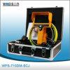 Klempnerarbeit bearbeitet Geräten-Abwasserrohr-Kontrollen-Kamera-System