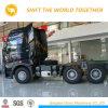 HOWO A7 380HP 높은 지붕 트랙터 트럭