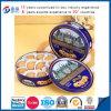 Redondos de venta al por mayor caja de tarta de galletas cookies