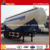 Flyash Vervoer 2 Semi Aanhangwagen van de Tanker van het Cement van het Poeder van Assen de Bulk