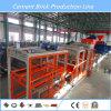 Machine de fabrication de brique concrète hydraulique complètement automatique