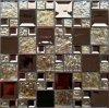 Стеклянная мозаика металла смешивания