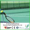 Iaaf certificó el rodillo de goma de la alfombra del tenis