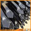 Fácil de aluminio recubierto de polvo de valla de seguridad