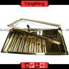 明るい金チップ皿(YM-CT13)