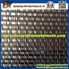 Steel di acciaio inossidabile Decorative Mesh in Suspended Ceilings