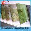青い青銅色の灰色の緑のピンクのゆとりは着色された反射ガラス価格を染めた