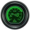 2  (52mm) Dual Color LCD DIGITAL Gauge (6255)のためのAuto Gauges