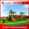 2017명의 새로운 형 공장 아이 운동 옥외 실내 운동장 활주 장비 위락 공원 나무로 되는 시리즈 HD16-162A