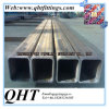 50mmx30mm Black Rectangular Steel Pipe auf Hot Sale