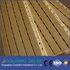MDF sano Grooved del comitato acustico del legname di legno