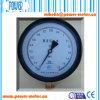 Y-150A 밑바닥 유형 고급장교 연결을%s 가진 까만 강철 정밀도 고정확도 압력 계기
