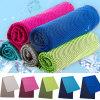 Утилита прочный мгновенного охлаждения полотенце тепловой предохранительный многоразовый лед полотенца
