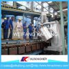 Máquina que moldea vertical automática de la alta precisión