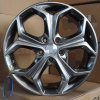 F9844 Hyper Black Car Alloy Wheel Rims für Ford