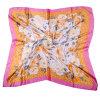 Несколько цветов моды дизайн женщин шелковые шарфы оптовая торговля