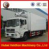 Dongfeng 12 tonnes de corps frigorifiés de camion
