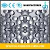 A gravidade específica 2.4-2.6 G/centímetro cúbico alisa grânulos de vidro de enchimento