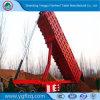 De nieuwe Op zwaar werk berekende Semi Aanhangwagen van de Kipwagen voor Tractor Sinotruk voor Steen/Minerale Vervoer