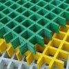 Fabricante de rejilla de plástico reforzado con fibra de Construcción de China tamaño 38*38*38mm 1220*3660mm