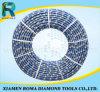 Granite Quarrying, Diamond Wire Saw를 위한 다이아몬드 Wires