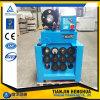 Máquina de friso da mangueira hidráulica do grande diâmetro para a venda