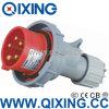 Qixing 기업 플러그 400V 16A 5p 6h
