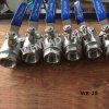 Шариковый клапан M3 DIN 2-Piece Female Screwed 304