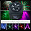 蜂Eyes 6PCS 15W RGBW 4in1 LED Beam Moving Head