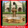 庭Stone Sculptureのための水庭Fountain