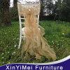Хорошее качество материала Ruffled свадьбы стул крышки