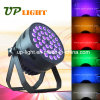 36 * 12W RGBWA UV Wash 6en1 de luz LED PAR