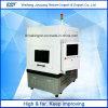 Máquina de fibra óptica de la marca del laser
