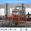 machine à fabriquer des briques de ciment Curbstone de verrouillage automatique