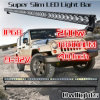 Fabriek Directly 12V 40  200W 4X4 Offroad Car LED Light Bar met Ce & RoHS