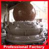 Fontaine de marbre normale extérieure de sphère de roulement