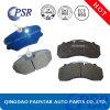 China-Hersteller-Qualitäts-Semi-Metallic Bremsbeläge für MERCEDES-BENZ